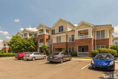 Cary Condo Contingent: 835 Waterford Lake Drive #835