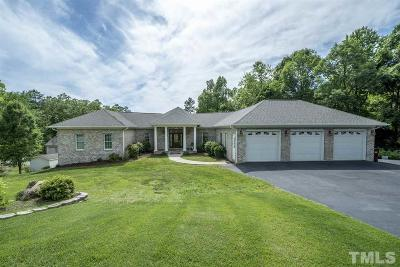 Semora NC Single Family Home For Sale: $850,000