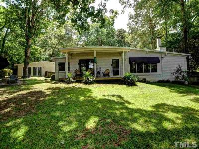 Raleigh NC Single Family Home For Sale: $475,500