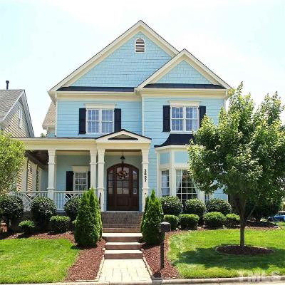 Cary Single Family Home Contingent: 2837 Cameron Pond Drive