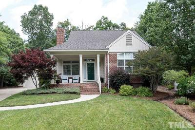 Chapel Hill Single Family Home For Sale: 20072 Long