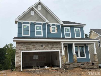 Wake Forest Single Family Home For Sale: 1053 Poppy Field Lane #409 TSF