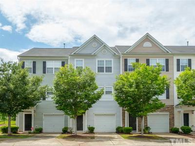 Durham Townhouse Contingent: 3023 Courtney Creek Boulevard