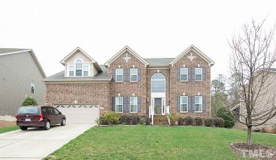Single Family Home For Sale: 8664 Forester Lane