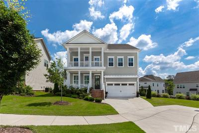 Wake Forest Single Family Home For Sale: 300 Orange Blossom Court