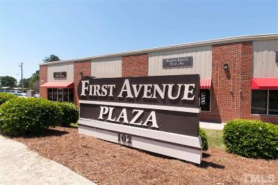 Wake County Commercial For Sale: 102 S First Avenue