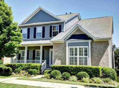 Cary Single Family Home For Sale: 308 Minton Valley Lane