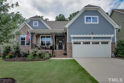 Johnston County Single Family Home For Sale: 12 S Orchard Drive