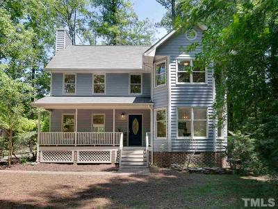 Chapel Hill Single Family Home Contingent: 904 Tallyho Trail