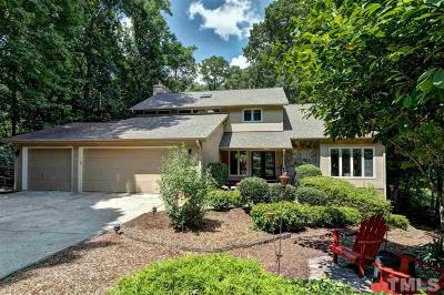 Cary Single Family Home For Sale: 113 Lochwood East Drive