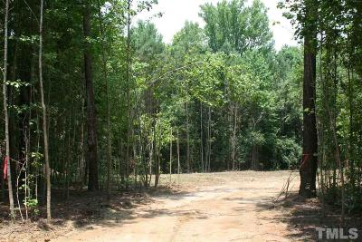 Raleigh Residential Lots & Land For Sale: 8304 Old Stage Road