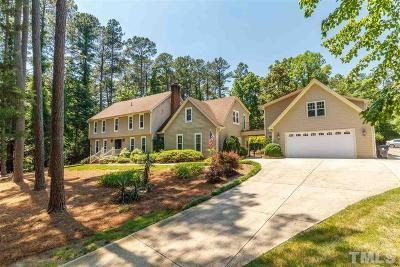 Raleigh Single Family Home For Sale: 8300 Lakewood Drive