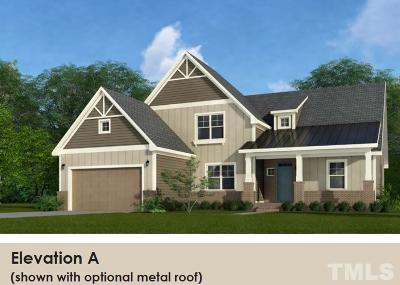 Granville County Single Family Home Pending: 1731 River Club Way #Lot 212
