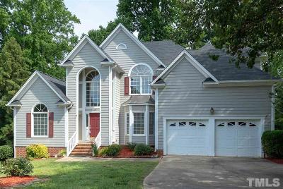 Cary Single Family Home For Sale: 409 Danton Drive