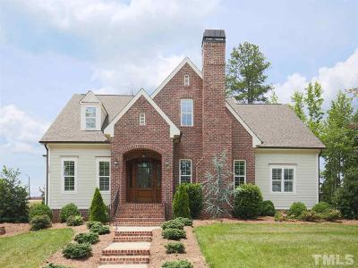 Wake Forest Single Family Home For Sale: 1228 Reservoir View Lane