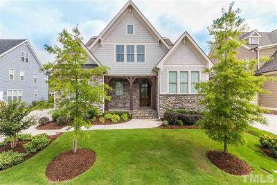 Cary Single Family Home For Sale: 2709 Belmont View Loop