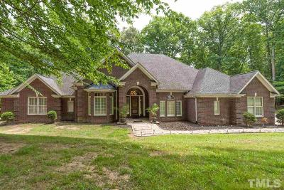 Sanford Single Family Home For Sale: 800 Creekwood