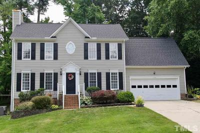 Cary Single Family Home For Sale: 108 Noritake Drive