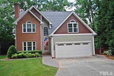 Wake County Single Family Home For Sale: 10009 Quillstone Court