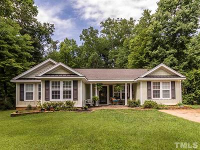 Louisburg Single Family Home For Sale: 1306 Sagamore Drive