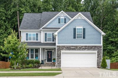 Fuquay Varina Single Family Home For Sale: 569 Crimson Oak Lane