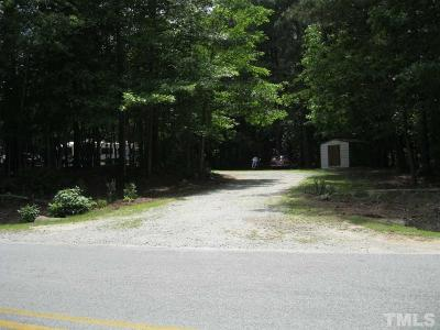Rougemont Residential Lots & Land For Sale: 6117 Holly Ridge Road