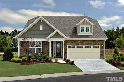Wake Forest Single Family Home For Sale: 4208 Sunset Falls Drive
