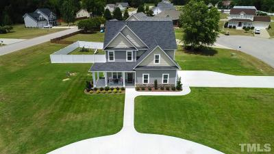 Harnett County Single Family Home For Sale: 27 Muscadine Court