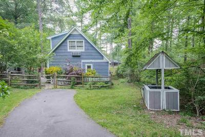 Chapel Hill Multi Family Home For Sale: 8031 Old Nc 86 Highway