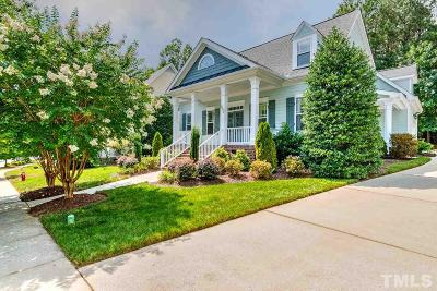 Holly Springs Single Family Home For Sale: 257 Elmcrest Drive