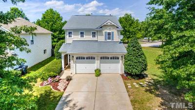 Holly Springs Single Family Home For Sale: 225 Trayesan Drive