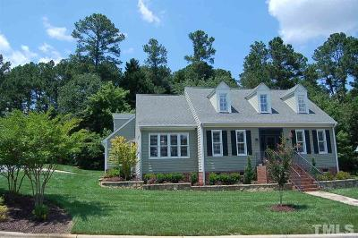 Raleigh Single Family Home For Sale: 1320 Binley Place