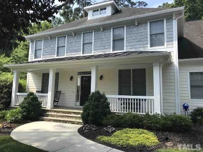 Wake Forest Single Family Home For Sale: 1308 Flemming House Street