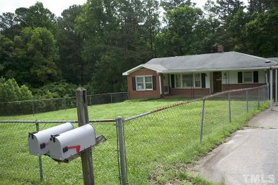 Wake Forest Single Family Home For Sale: 4221 Purnell Road
