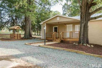 Chatham County Single Family Home For Sale: 11634 W Us 64 Highway