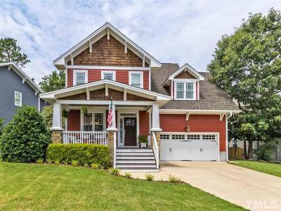 South Lakes Single Family Home For Sale: 607 Lake Artesia Lane