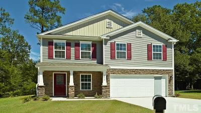Wendell Single Family Home Pending: 1217 Hawks Perch Way