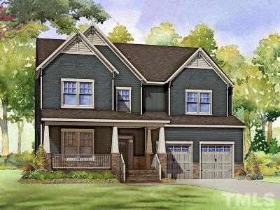 Holly Springs Single Family Home Pending: 125 Tisbury Drive