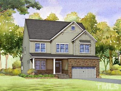 Holly Springs Single Family Home Pending: 105 Tisbury Drive