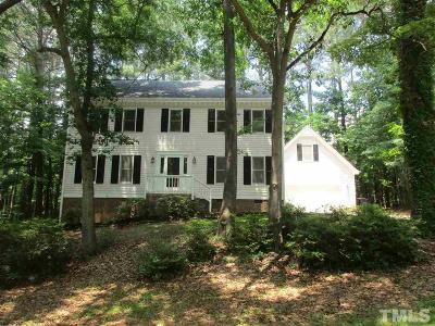 Cary Single Family Home For Sale: 111 Cunningham Court