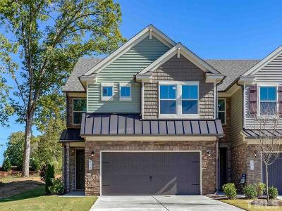 Cary Townhouse For Sale: 845 Rymark Court