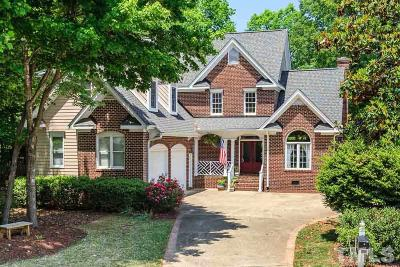 Cary Single Family Home Contingent: 108 Picardy Village Place