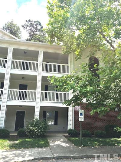 Raleigh Condo For Sale: 1901 Trailwood Heights Lane #104