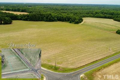 Harnett County Residential Lots & Land For Sale: Lot 4 Peach Farm Road