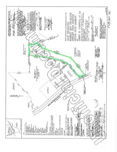 Holly Springs Residential Lots & Land For Sale: Wade Stephenson Road