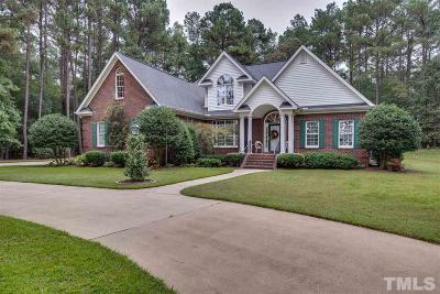 Rocky Mount NC Single Family Home For Sale: $354,800