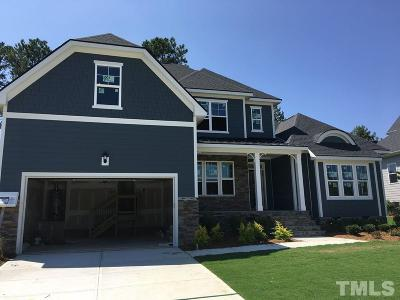 Wake Forest Single Family Home For Sale: 621 Dixon House Court