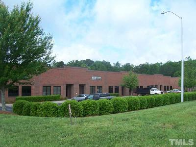 Wake County Commercial For Sale: 230 Capcom Avenue