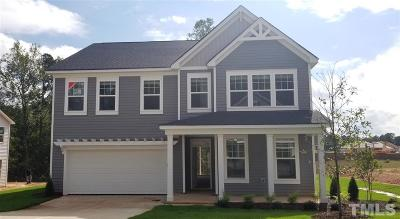 Clayton Single Family Home For Sale: 78 E Ravano Drive #71