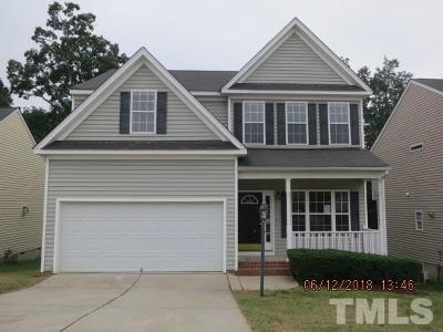 Wake County Single Family Home For Sale: 1928 Red Quartz Drive